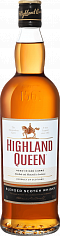 Виски Highland Queen Blended Scotch Whisky<label>, 0.7л</label>