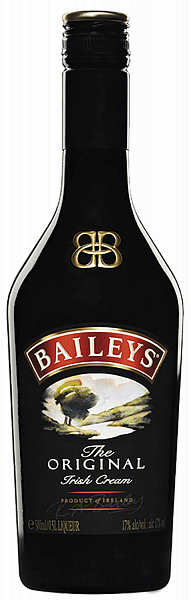 Baileys Original Irish Cream,  0.5л