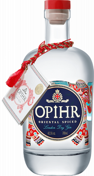 Opihr Oriental Spiced London Dry Gin,  0.7л